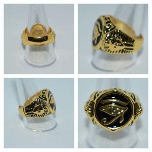 NWOT Eye of Horus ring